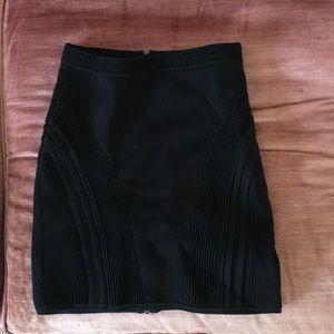 All Saints mini skirt